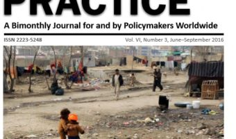 New Article in Migration Policy Practice on Afghan Migration in Turkey and Greece
