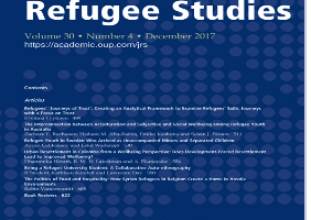 Afghan Refugee Journeys: Onwards Migration Decision Making in Greece and Turkey