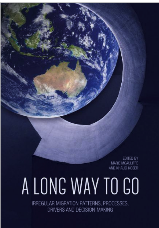 Book Chapters in 'A long way to go: Irregular migration patterns, processes, drivers and decision making'