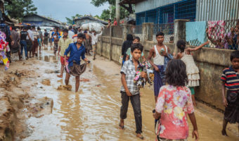 Preventing a Monsoon Health Crisis in Bangladesh