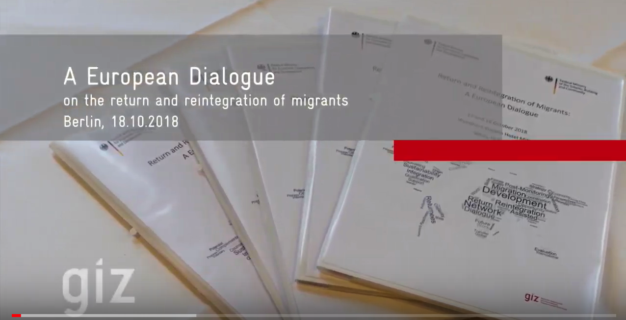 Return and Reintegration of Migrants: A European Dialogue